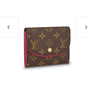 *Authentic* Louis Vuitton Ariane Wallet